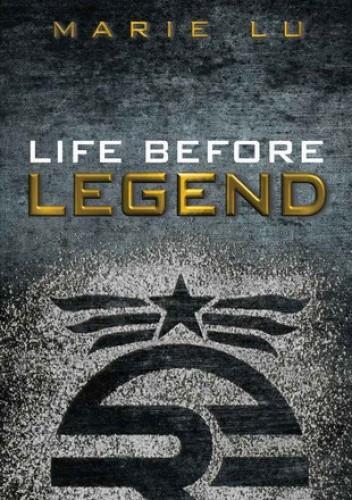 Okładka książki Life Before Legend