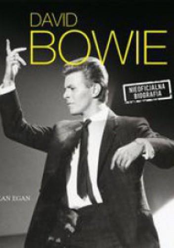 Okładka książki David Bowie