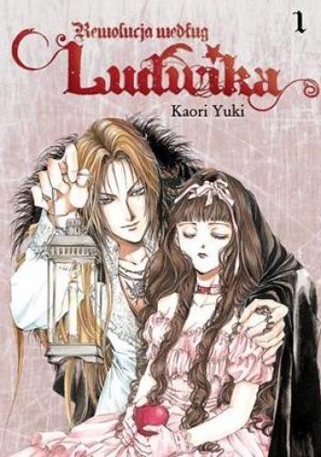 Okładka książki Rewolucja według Ludwika #1