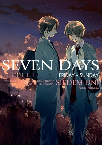 Okładka książki Seven Days: Friday-Sunday