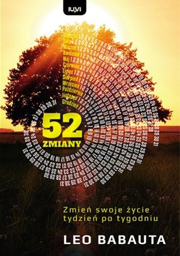 Okładka książki 52 zmiany
