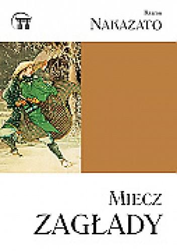 Okładka książki Miecz zagłady