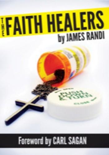 Okładka książki The Faith Healers