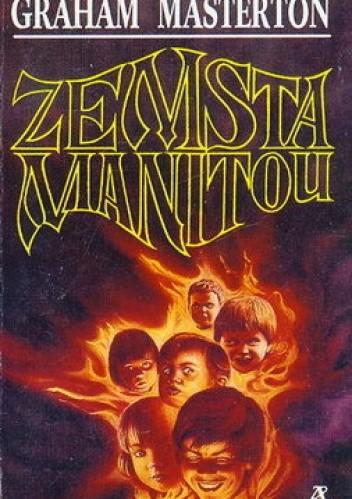 Okładka książki Zemsta Manitou