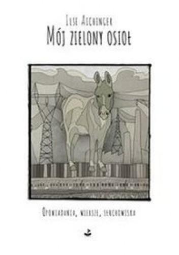 Okładka książki Mój zielony osioł
