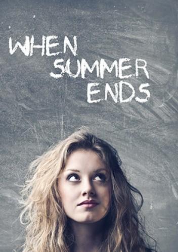 Okładka książki When Summer Ends
