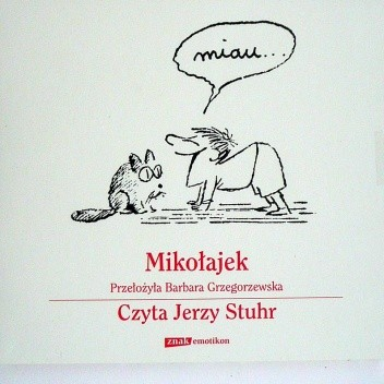 Okładka książki Mikołajek (audiobook)