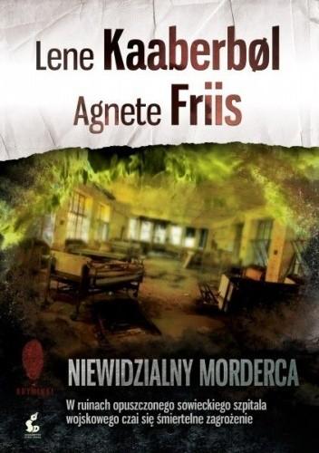 Okładka książki Niewidzialny morderca