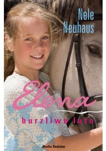 Okładka książki Elena. Burzliwe lato