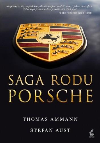 Okładka książki Saga rodu Porsche