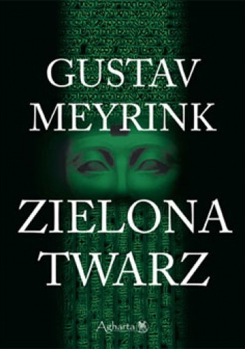 Okładka książki Zielona twarz