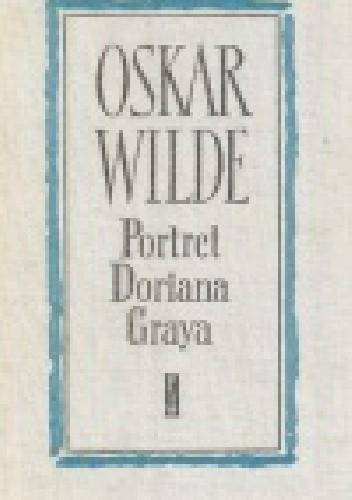 Okładka książki Portret Doriana Graya