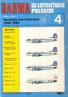 Samoloty linii lotniczych 1945-1956