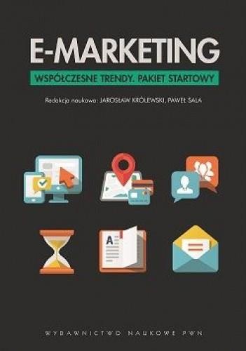 Okładka książki E-marketing