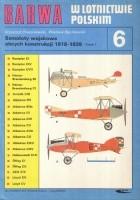 Samoloty wojskowe obcych konstrukcji 1918-1939. T. 1