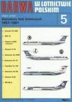 Samoloty linii lotniczych 1957-1981