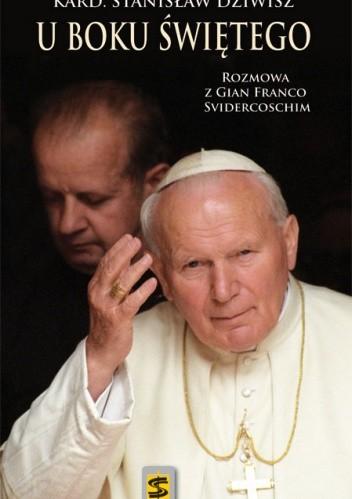 Okładka książki U boku świętego