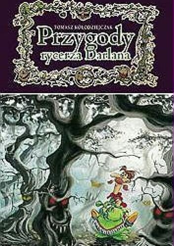 Okładka książki Przygody rycerza Darlana