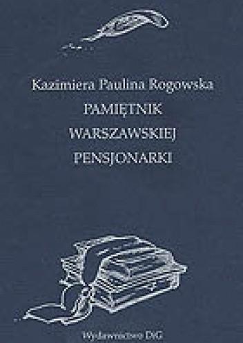 Okładka książki Pamiętnik warszawskiej pensjonarki