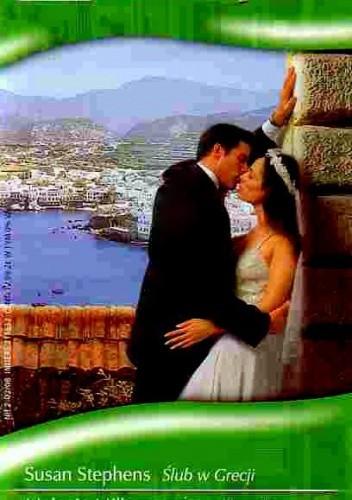 Okładka książki Ślub w Grecji. Żona dla milionera