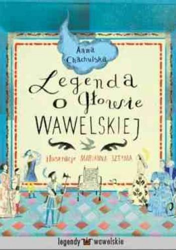 Okładka książki Legenda o głowie wawelskiej