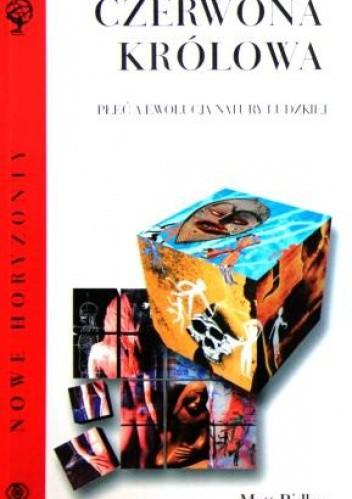 Okładka książki Czerwona królowa