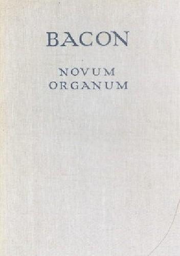Okładka książki Novum Organum