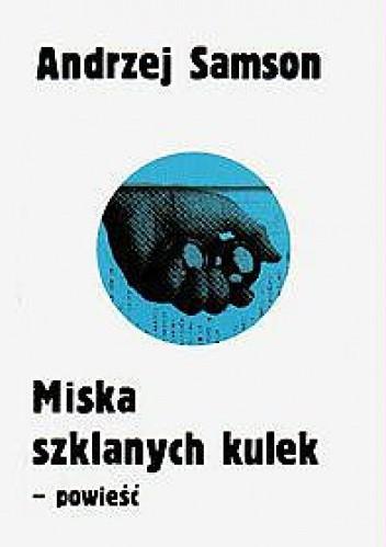 Okładka książki Miska szklanych kulek