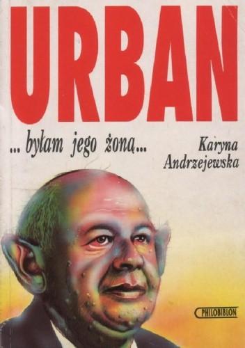 Okładka książki Urban... byłam jego żoną