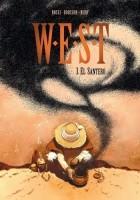 W.E.S.T. tom 3: El Santero