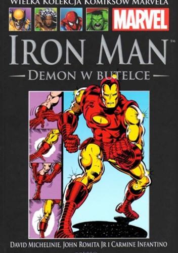 Okładka książki Iron Man: Demon w butelce