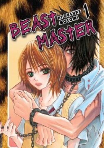 Okładka książki Beast Master tom 1