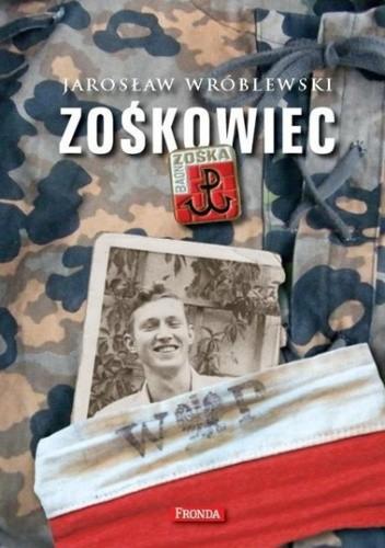 Okładka książki Zośkowiec