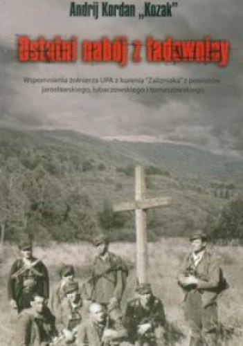 Okładka książki Ostatni nabój z ładownicy