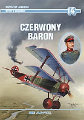 Okładka książki Czerwony baron