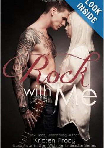 Okładka książki Rock with me