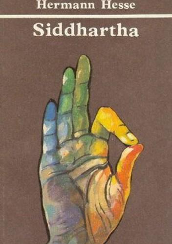 Okładka książki Siddhartha
