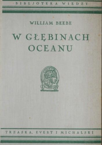 Okładka książki W głębinach oceanu. Życie mórz południowych