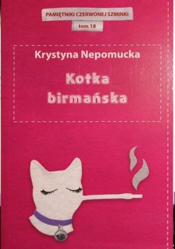 Okładka książki Kotka birmańska