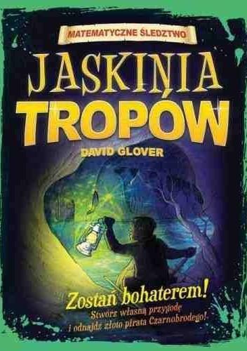 Okładka książki Jaskinia tropów. Matematyczne śledztwo