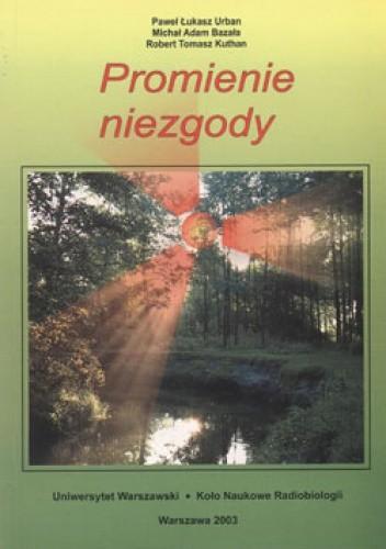 Okładka książki Promienie Niezgody