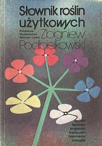 Okładka książki Słownik roślin użytkowych