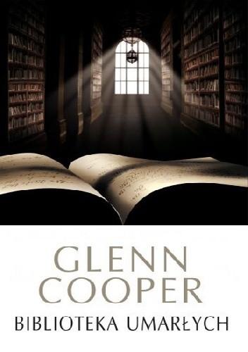 Okładka książki Biblioteka umarłych