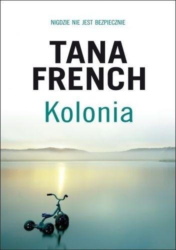 Okładka książki Kolonia