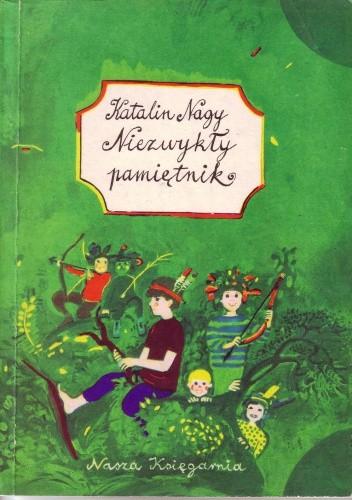 Okładka książki Niezwykły pamiętnik