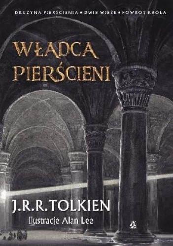 Okładka książki Władca Pierścieni