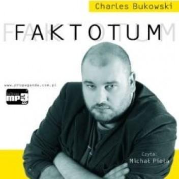 Okładka książki Faktotum