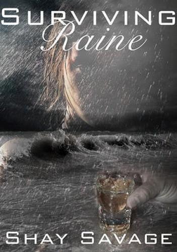 Okładka książki Surviving Raine