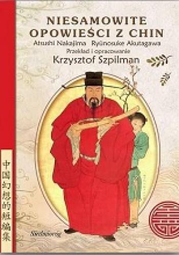 Okładka książki Niesamowite opowieści z Chin