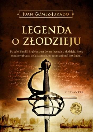Okładka książki Legenda o złodzieju